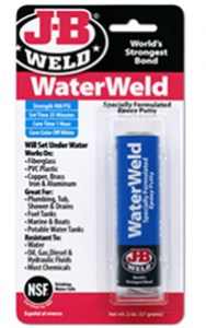 waterweld-putty